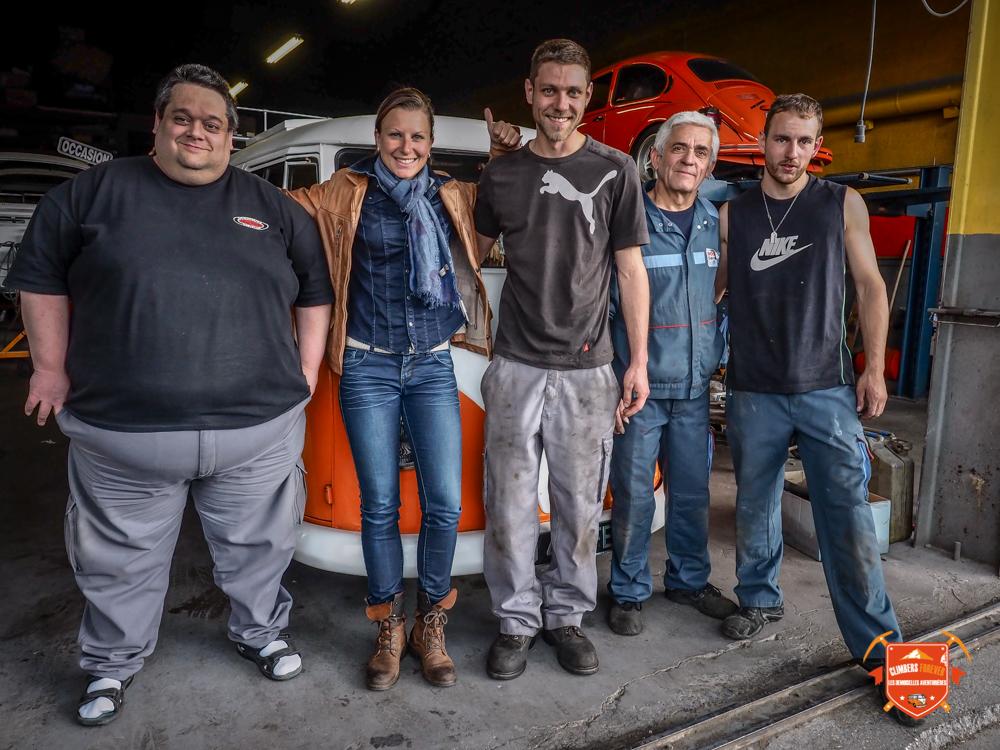 La Mécano Team de Technic Auto