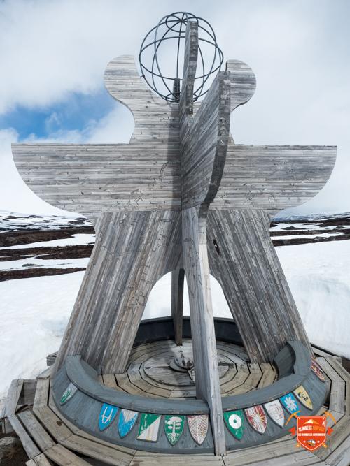 66°30 Nord - Le Combi dans l'Arctique au pays des trolls